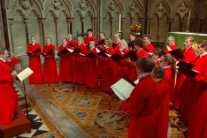 Bavocantorij Haarlem repertoire