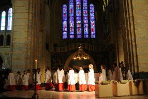 Installatie Kathedrale Koor