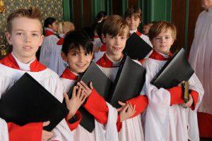 Jongenskoor Haarlem repertoire