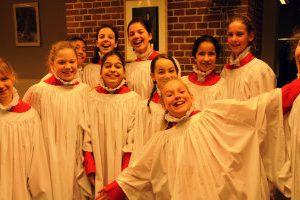 Meisjescantorij koor Haarlem