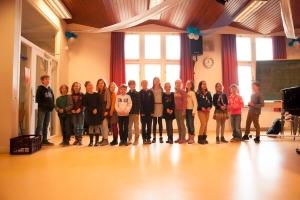 Oorsprong Koorschool - meisjes op koorschool