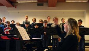 Open dag - proeflessen Koorschool Haarlem