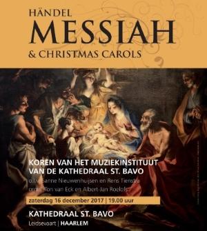 Kerstconcert flyer - homepage