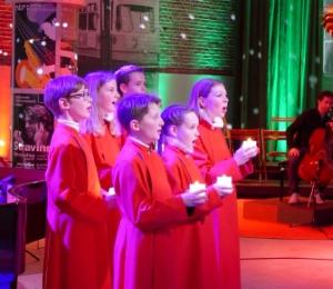 Koorschool Haarlem te gast bij Podium Witteman - soloklas